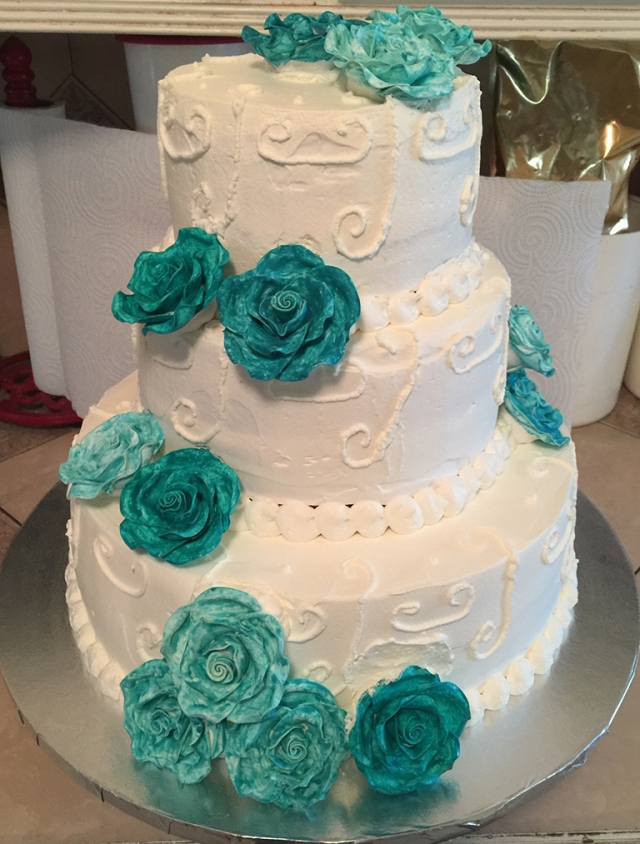 Cake Pictures For Quinceaneras : quinceanera cake Sweet & Tasty Bakery