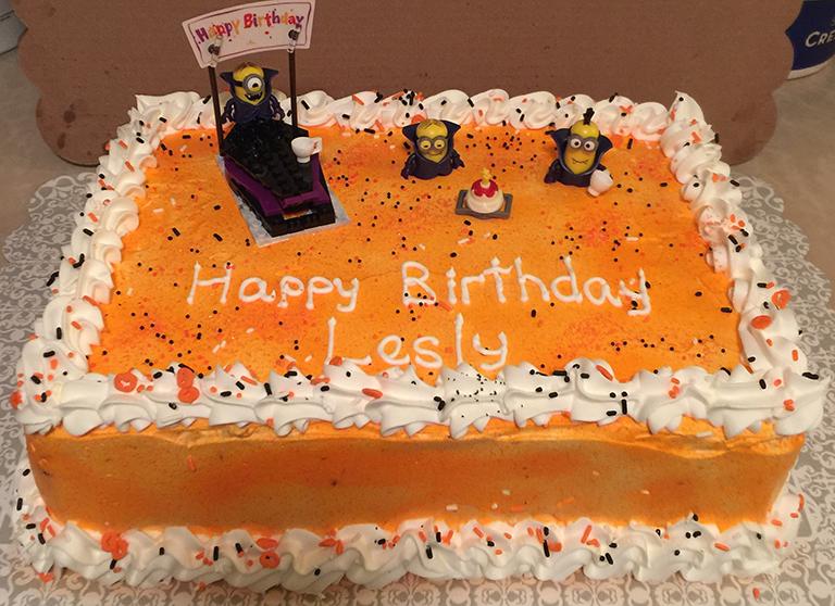 The Minions Halloween Birthday Cake Sweet Tasty Bakery